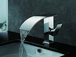 moen anabelle kitchen faucet contemporary waterfall bathroom
