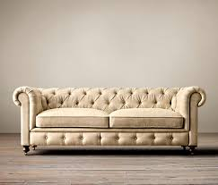 Chesterfield Sofa Bed Uk by Petite Dorchester Chesterfield Sofa