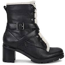 womens ugg boots with buckle amazon com ugg s ingrid boot boots