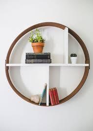 make a hoop shelf in an hour u2013 a beautiful mess