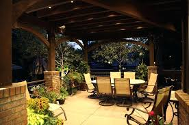 Outdoor Patio Lights Ideas Awesome Outdoor Patio Lights For Pergola Patio Lighting