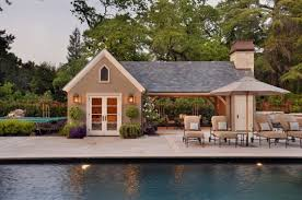 house plans with pools and outdoor kitchens poolhouse designs house plans and more house design