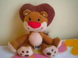 small lion jojo jojo u0027s circus disney toy plush stuffed bend pose rare