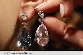 cercei online 57 milioane de dolari record mondial pentru cercei cu diamante
