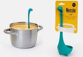 cool things for kitchen nessie ladle 2 jpg