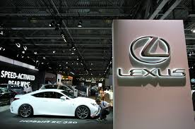 lexus division toyota motor sales lexus to expand lineup with eye on german rivals the japan times