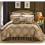 Gold And Black Comforter Set Amazon Com Gold Comforter Sets Comforters U0026 Sets Home U0026 Kitchen