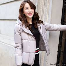 down jacket fashion women u0027s winter clothes simple new loose hooded