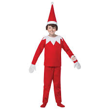 Costumes For Kids Elf On The Shelf Costume For Kids Buycostumes Com