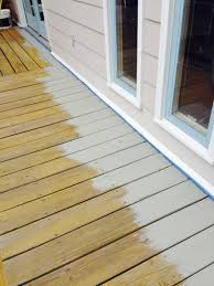 solid deck stain removal paint talk professional painting