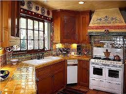 Mexican Tile Kitchen Backsplash Mexican Kitchen Design Ideas Mexican Kitchen Designmexican