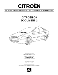 citroen c5 service manual 100 images to replace timing belt on