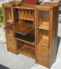 antique secretary desk home decor u0026 furniture