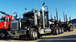 buy kenworth t800 b c logging trucks 19 jf logging kenworth t800 u0026 peterbilt