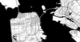 Black And White Map Open Source U003e Stamen Design