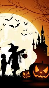 wallpaper weekends halloween terrors for your iphone mactrast