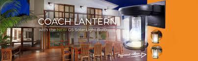 gama sonic solar lights the new solar coach light gamasonic solar lighting