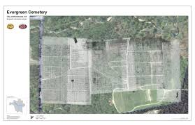 Map To Work Maps Evergreen Cemetery U2013 Next Work Day Nov 4