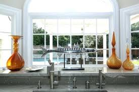 ideas for kitchen windows kitchen window curtains ideas irrr info