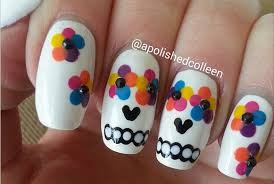 halloween designs for nails best 25 halloween nails ideas on