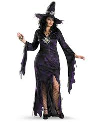 plus size black witch costume women s witch halloween costume