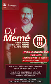 Dj Meme - dj meme tickets nov 13 2015 ticketflap