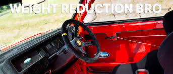 The Beast Car Interior 7 Ways To Reduce The Weight Of Your Car
