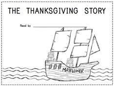 thanksgiving story books printable thanksgiving pages from books for kindergarten happy
