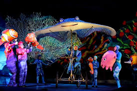 stage show wdw finding nemo musical