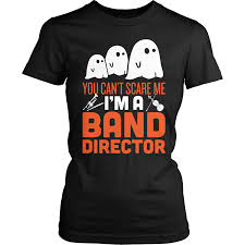 band halloween ghost keep it