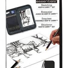 royal u0026 langnickel keep n u0027 carry sketch pencil set art bazaar