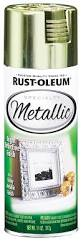 rust oleum 1936830 metallic spray brass 11 ounce spray paints