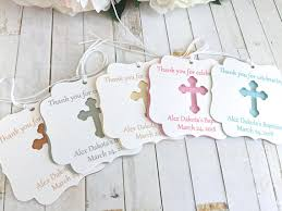 baptism favors baptism favor tags mi bautizo mi baptism baptism favors for