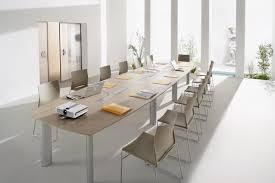 espace bureau tables de réunion mobilier bureau