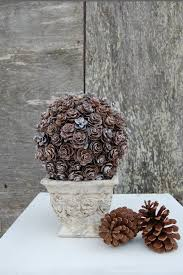 pine cone decoration ideas 21 pine cone crafts ideas for pinecone christmas