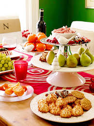 buffet table decorating ideas christmas buffet table decorating ideas