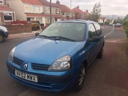 2002 renault clio 1 2 3 door manual ready to drive away full