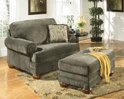 Reclining Swivel Chairs For Living Room by Ottoman Appealing Chair And Half With Ottoman Living Room Set