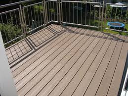 balkon dielen wpc terrassendielen dielen diele deck balkon dachterrasse