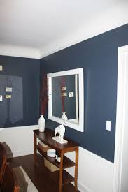 Painting Dining Room With Chair Rail A U201ctweaked U201d Dining Room Paint Ideas Blue Office And Room