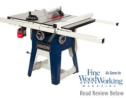 Fine Woodworking Bandsaw Reviews by Rikon 10