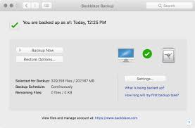 backblaze review the best cloud backup service u2014 the sweet setup