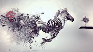 imagenes abstractas hd de animales fondos de pantalla árboles dibujo ilustración arte digital