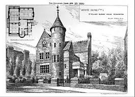 Ben Rose House Floor Plan The Tower House Wikipedia