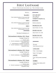 microsoft word resume template 2007 microsoft word resume templates free template 2007
