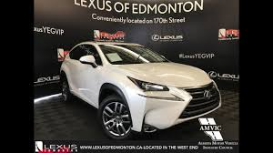lexus nx 300h d occasion used white 2015 lexus nx 200t premium package review wetaskiwin