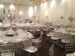 Lace Table Overlays Silver Rose Style Overlay With Silver Sequins Right Choice Linen