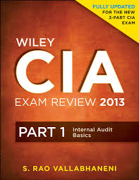 wiley cia exam review 2013 part 1 by ahmed ali issuu
