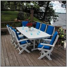 Recycled Patio Furniture Recycled Plastic Patio Table And Chairs Chairs Home Decorating
