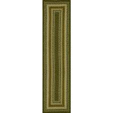Lowes Indoor Outdoor Rugs by Shop Style Selections Braided Rug Indoor And Outdoor Braided